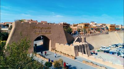 新疆喀什:各族群众欢度节日